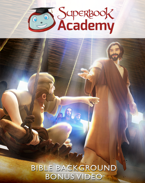 Miracles of Jesus – Bible Background